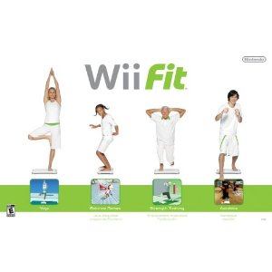 Cheapest Price Wii Fit with Balance Board