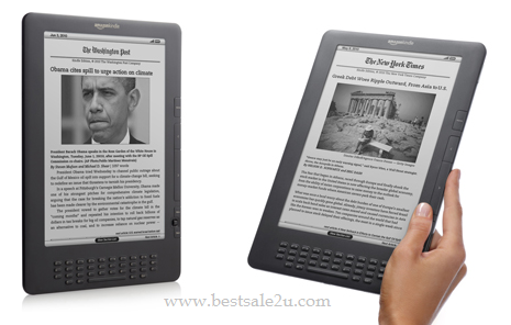 Kindle DX2 or Kinddle DX Graphite Review