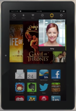 Kindle Fire HDX Mayday Button Review