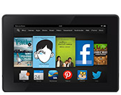 New Kindle Fire HD International