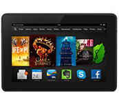 New Kindle Fire HDX 7-inch