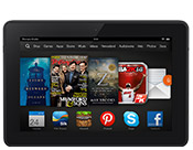 New Kindle Fire HDX 7-inches International
