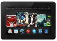 New Kindle Fire HDX 8.9-inch