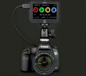 Ninja2 Connect To Canon EOS Mark III  Camera