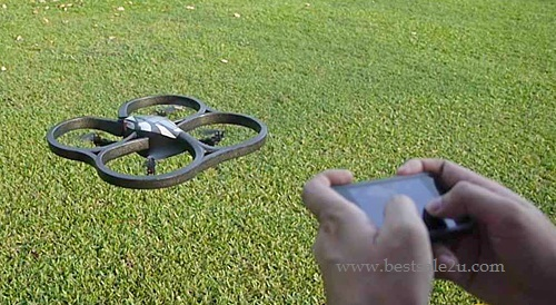 Parrot AR Drone Quadricopter Android Smartphone
