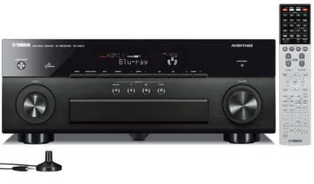 RX-A820 Review AV receiver under 1000 dollars