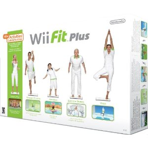How Much is a Wii Fit Plus With Balance Board
