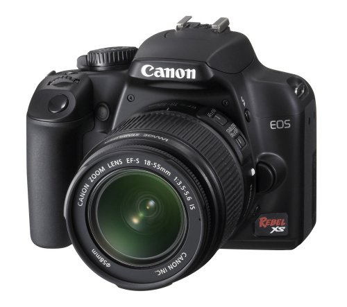 Canon EOS Rebel XS Review