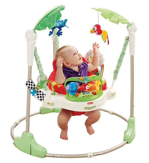 Cheap Fisher Price Rainforest Jumperoo