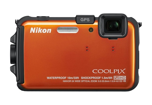 Cheapest Nikon Cool Pix AW100