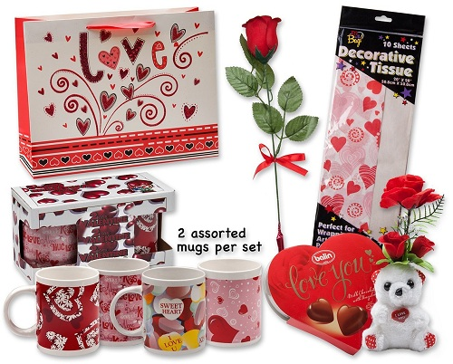 Fiance Valentines Day Gifts For Him and Her