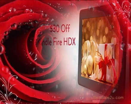 Kindle Fire HDX Is A Good Valentines Day Gift Ideas For Boyfriends