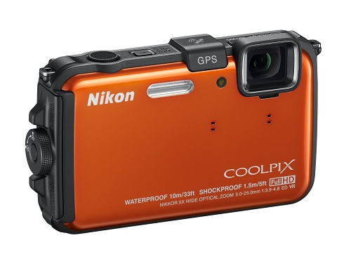 Nikon Coolpix AW100 GPS Review
