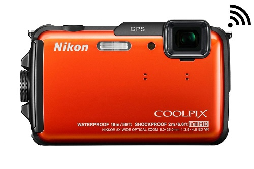 Nikon Coolpix AW110 GPS WiFi Review