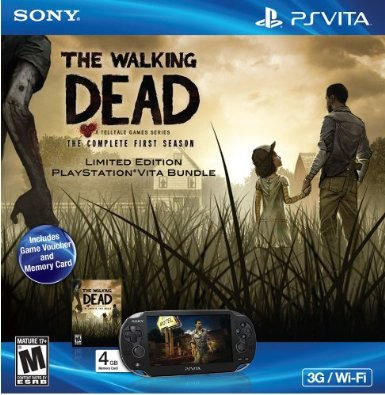 PS Vita Walking Dead Bundle Review