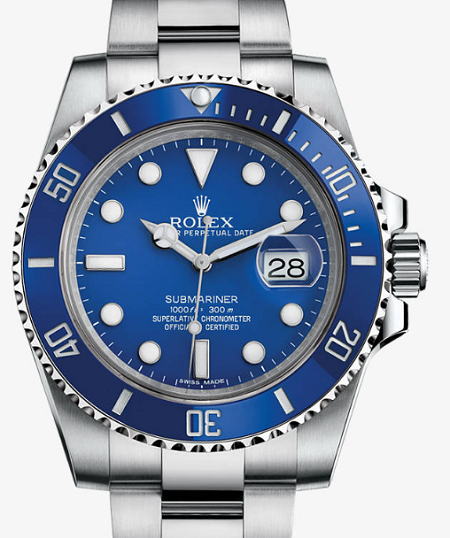 Rolex Reviews Of Submariner 116619LB