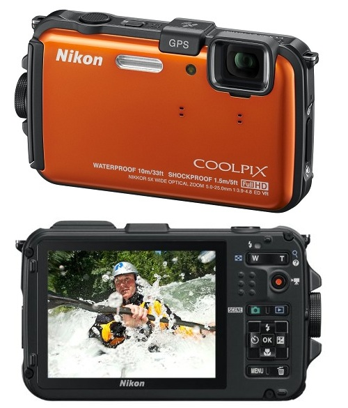 Where To Buy Nikon Coolpix AW100