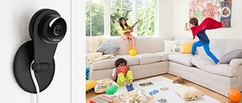 Dropcam Pro Monitor Your Kids