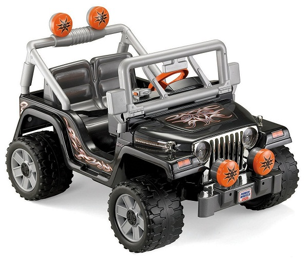 Electric Jeep Wrangler For Kids – T7298 Model