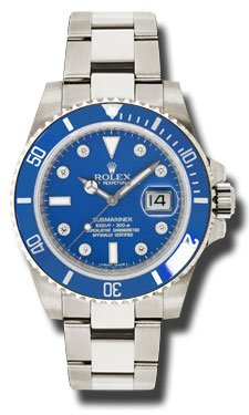 Most Luxurious Popular For Expensive Never Worn Rolex Submariner Mens Watch 116619LB Reviews