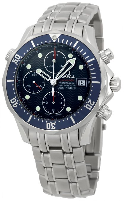 Omega Seamaster 2225.80 Review