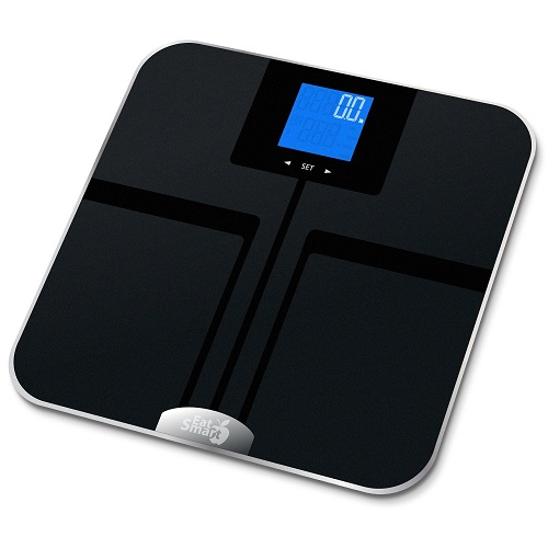 Most Accurate Bathroom Scale 2014: EatSmart Precision GetFit Best Digital Body Fat Scales