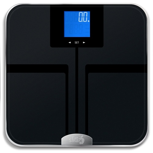 EatSmart Precision GetFit Digital Body Fat Scale Where To Buy