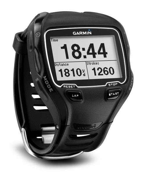 Garmin FR910XT Forerunner in Depth Swimming Review