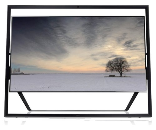 Samsung UN85S9 85 Ultra HD 3D 4K LED HDTV