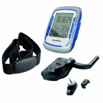 Garmin Edge 500 Cycling GPS with Speed Cadence Sensor and Digital Heart Rate Monitor