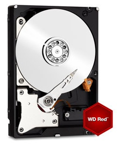 Western Digital WD40EFRX 4 TB WD Red Most Reliable 4TB Hard Drive