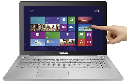 ASUS N550JK-DB74T Review