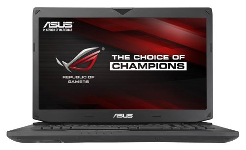 ASUS ROG G750JM-DS71 17.3-inch Gaming Laptop Review