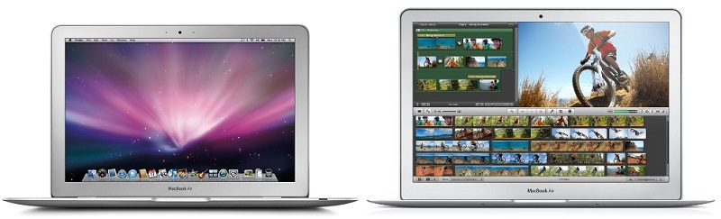 MacBook Air 11.6 and 13.3 Review