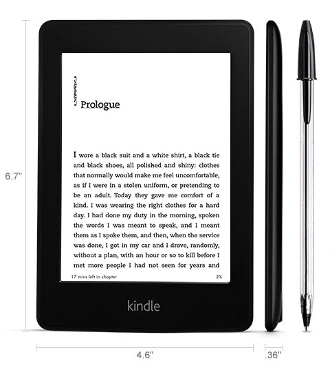 Difference Between Kindle Paperwhite And Paperwhite 3G
