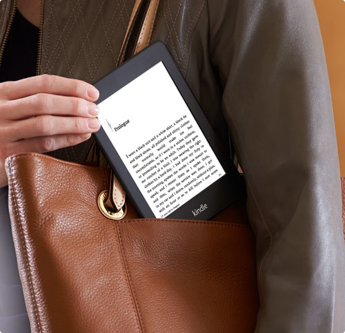 Kindle Paperwhite 3G Worth It - Compact to Travel