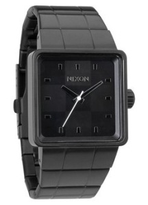 Nixon Quatro Watch All Black