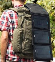 Anker 14W Solar Panel Foldable Dual-Port Solar Charger Review