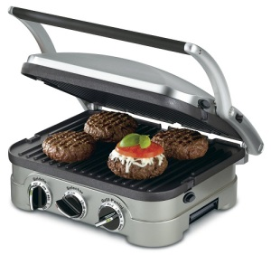 Cuisinart GR-4N 5-in-1 Griddle & Grill Review
