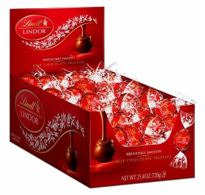 Lindt Milk Chocolate Review