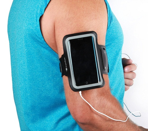 Runner's Sport Armband for Apple iPhone 4 or 5 or iPod Touch