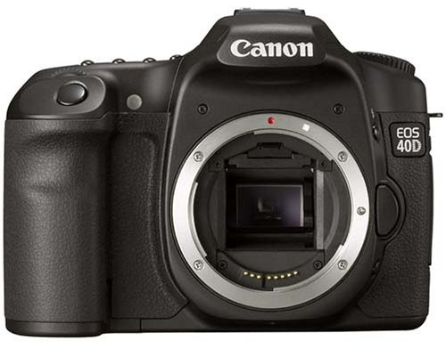 Canon 40D Weather Sealing DSLRs Camera