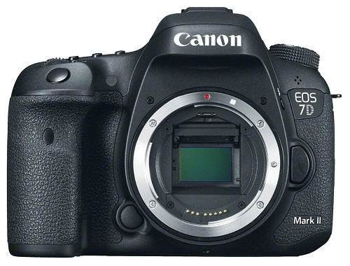 Canon 7DII Reviews - EOS 7D Mark II