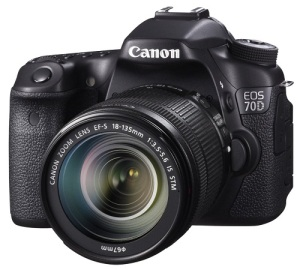 Canon 8469B016 70D Best Semi Professional DSLR