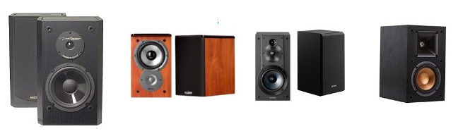 Best Entry Level Bookshelf Speakers Under 100 200 300 400 500 1000 2000