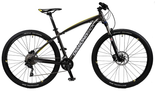 Diamondback Overdrive Comp 29er Mountain Bike - Nashbar Exclusive For Sale