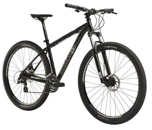 Diamondback Response Mountain Bike with 29-Inch Wheels Black