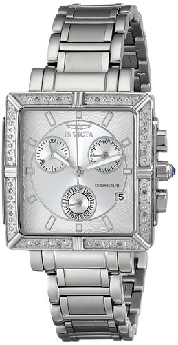 Invicta Women's 5377 Square Angel Diamond