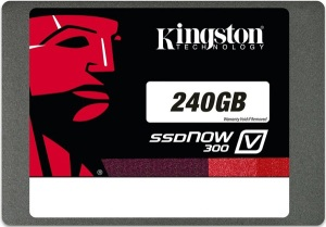 Kingston Digital 240GB SSDNow V300 Sata3 2.5