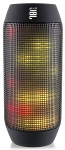 JBL Pulse Wireless Bluetooth Speaker with 64-LED Lights and NFC Pairing (Black)